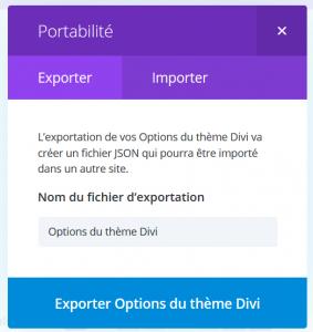 Divi-French-Portabilite