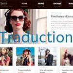 Zenith la traduction française