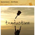 Insouciance-traduction française