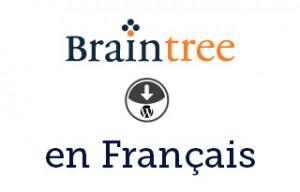 EDD Braintree Traduction Française