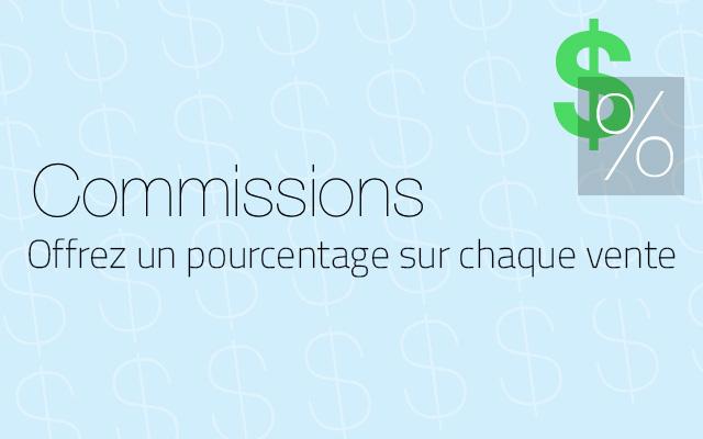 EDD Commissions en français