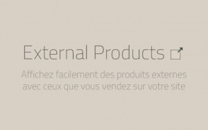 EDD External Products en français