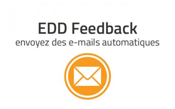 EDD Feedback