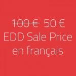 EDD Sale Price en français